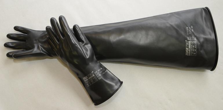 Bv Jugitec 174 Safe Glovebox Gloves From Jung
